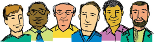 men-cartoon